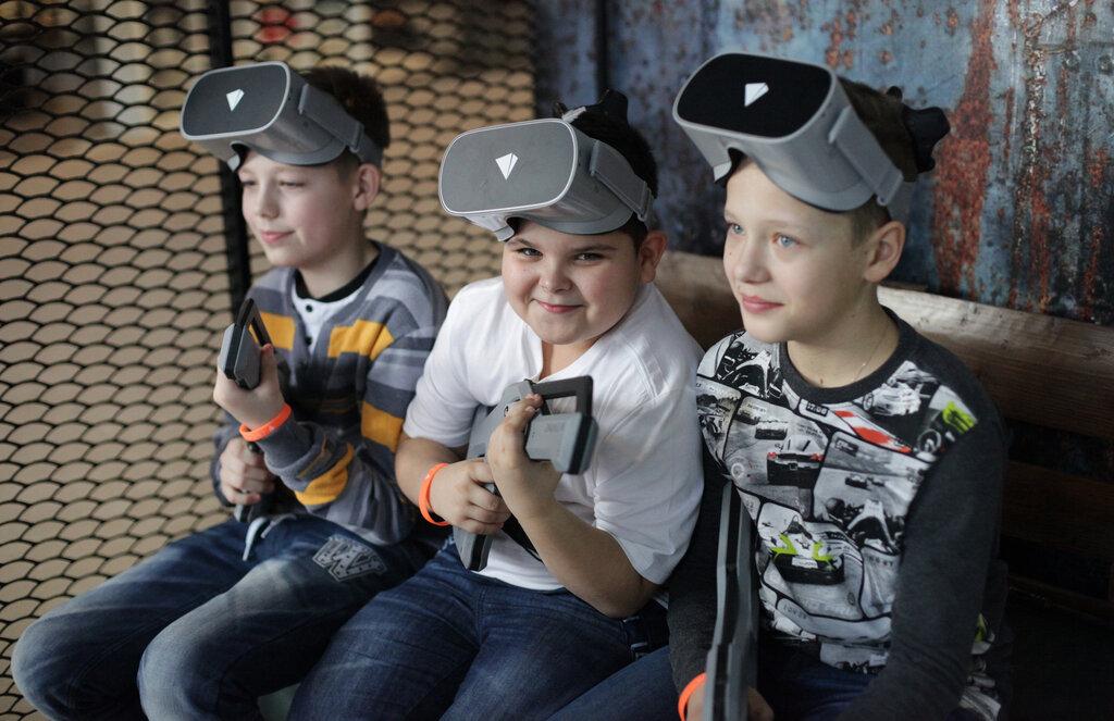 клуб виртуальной реальности — Engage Vr — Москва, фото №5