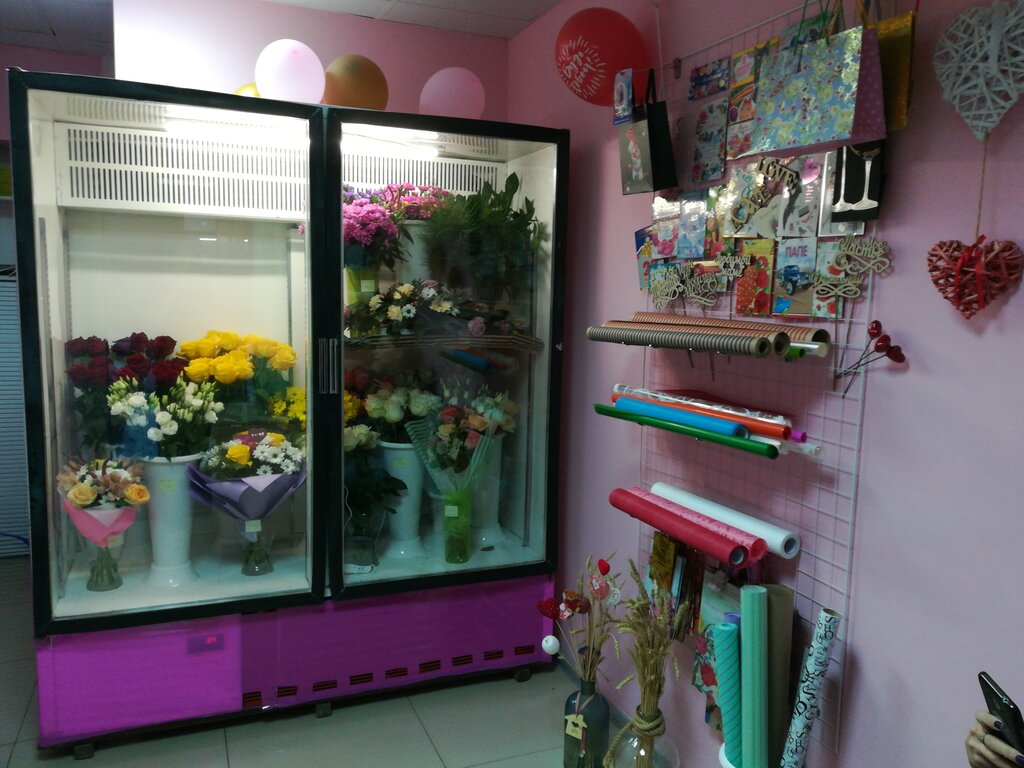 Магазин цветов, магазины цветов в самаре
