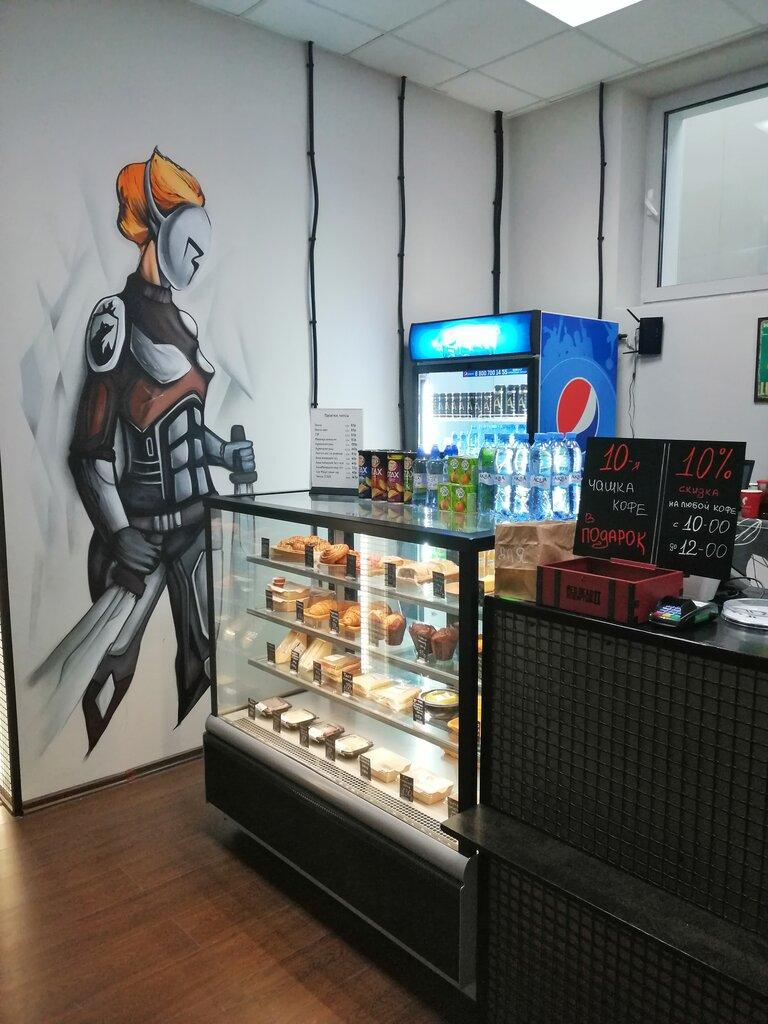 кафе — К. И. Б. С. Фантом — Москва, фото №5