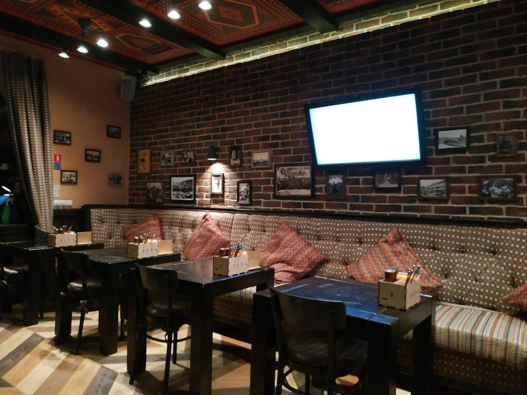 restaurant — Restoran Pkhali-Khinkali — Санкт-Петербург, фото №8
