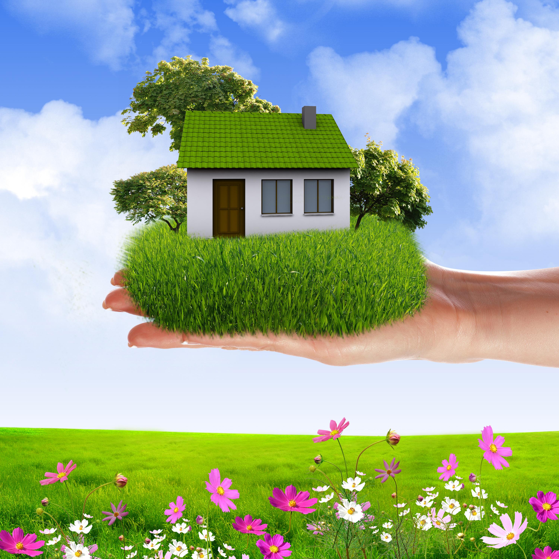 Открытка агентства недвижимости