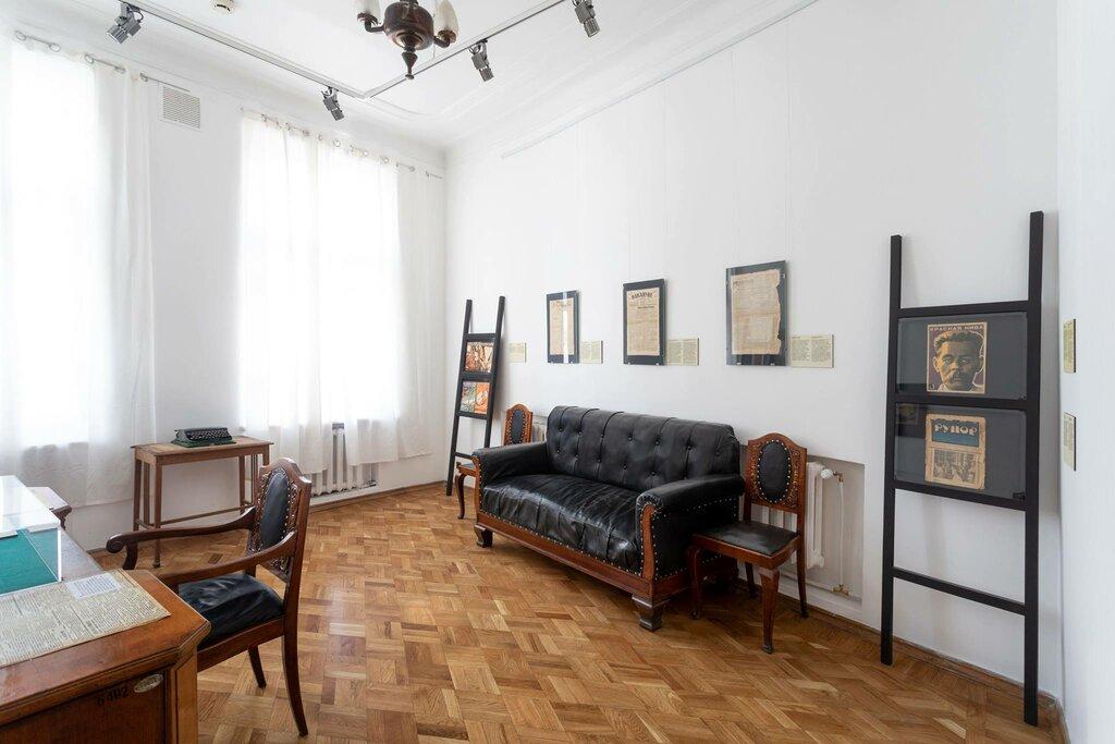 музей — Музей М.А. Булгакова — Москва, фото №3