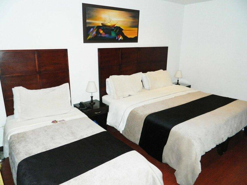 Hotel Bogota Real Corferias