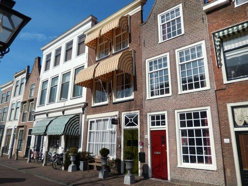 Boutique Hotel De Barones van Leyden