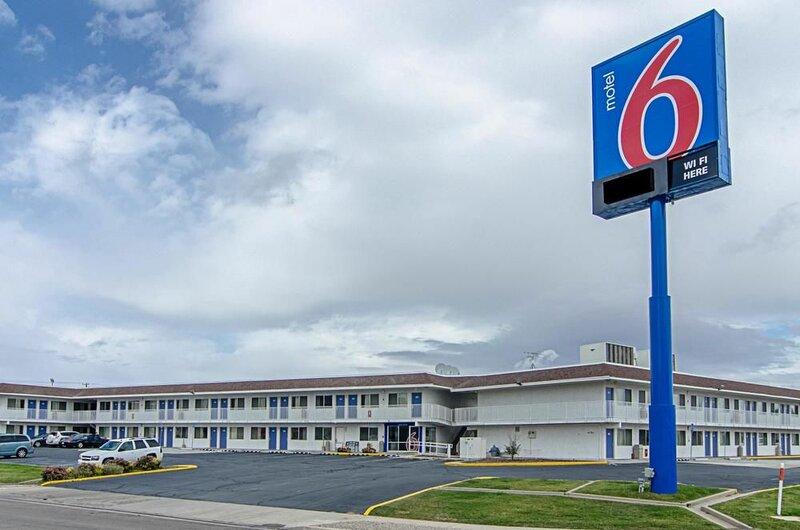 Motel 6 Rock Springs, Wy