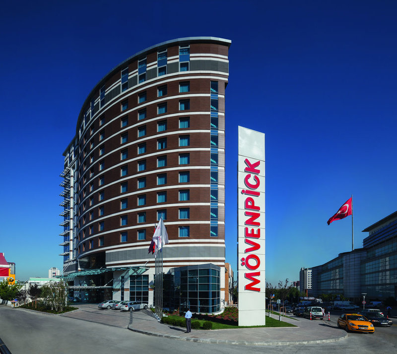 Mövenpick Hotel Ankara Executive Lounge