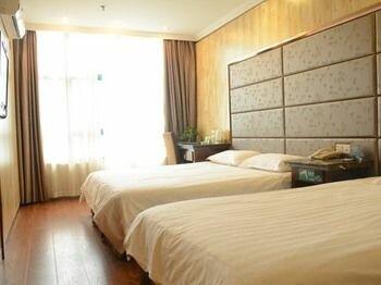 GreenTree Inn Changzhou Xinbei District Taihu Road Wanda Square Express Hotel