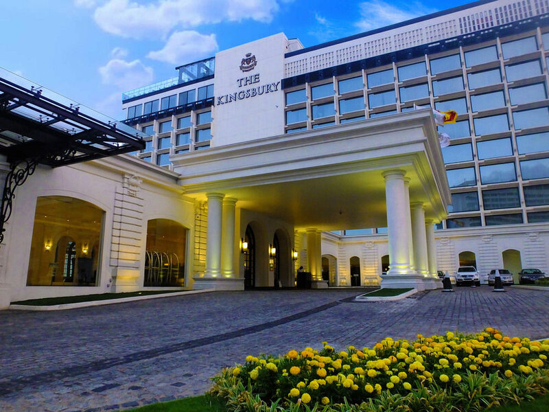 Отель The Kingsbury Colombo