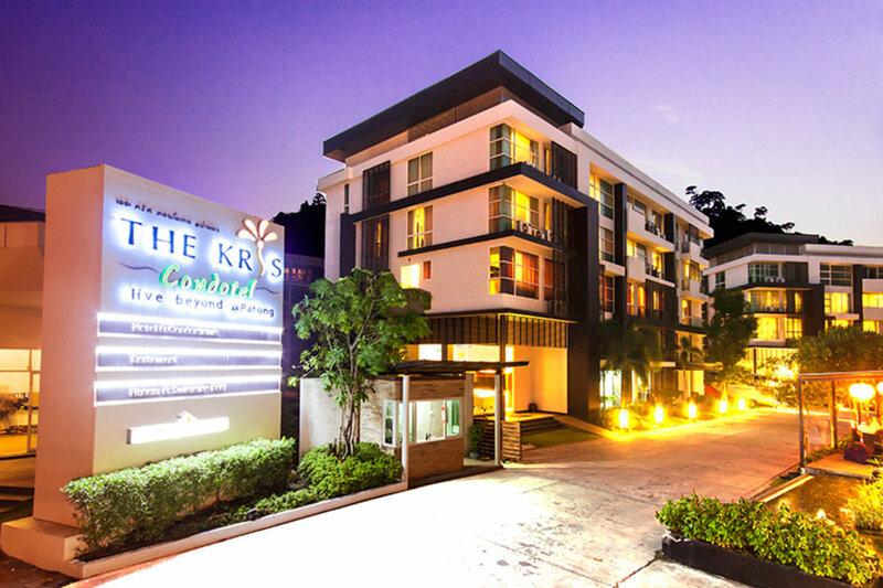 The Kris Condotel at Patong
