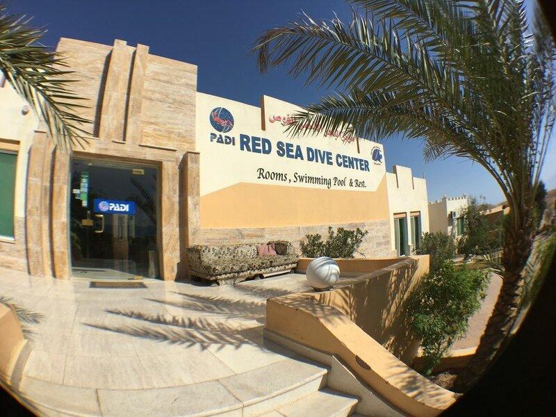Red Sea Dive Center - Hotel & Dive Center