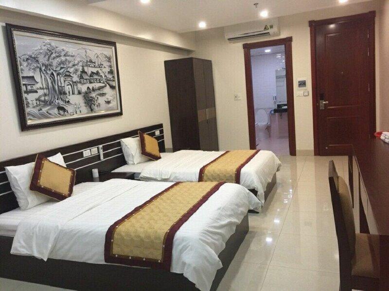 Nga Viet Bac Ninh Luxury Hotel