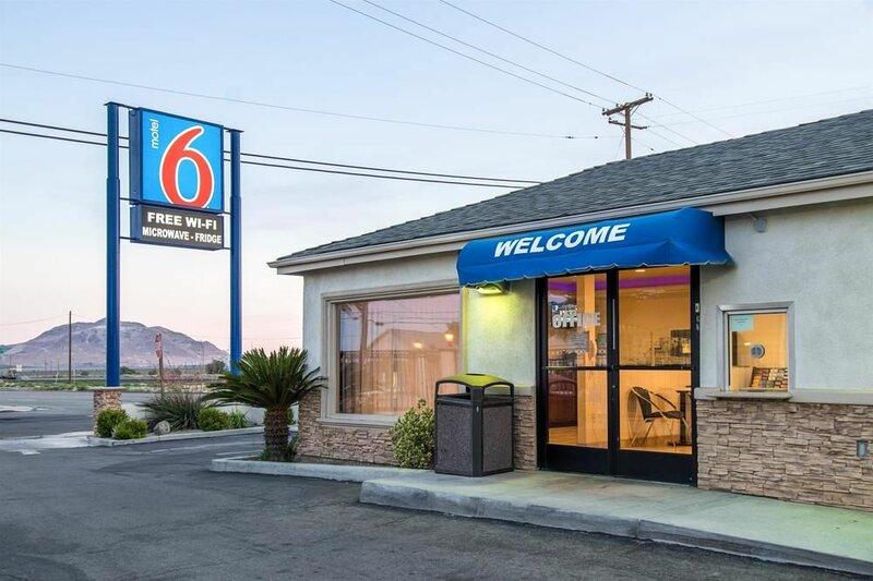 Motel 6 Mojave, Ca - Airport