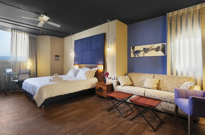 Port and Blue Tlv Boutique Suites Hotel
