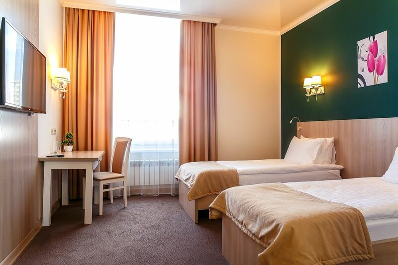 Гостиница Aykun Hotel Astana