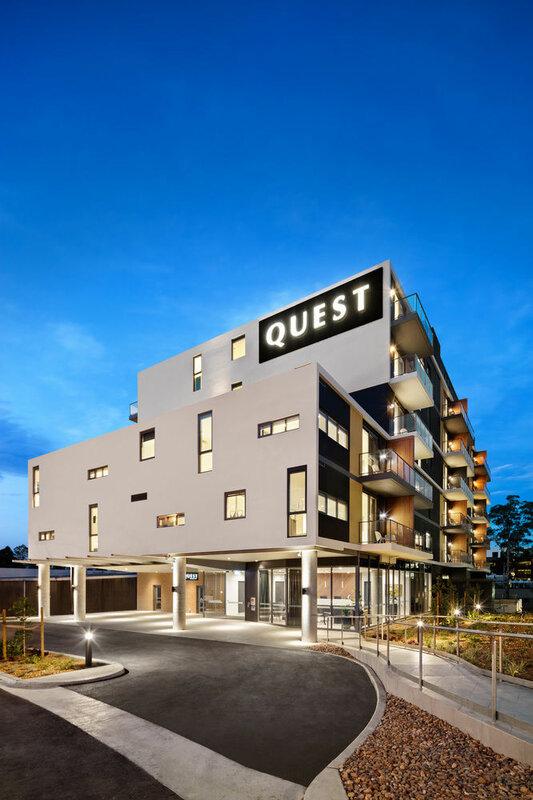 Quest Macquarie Park