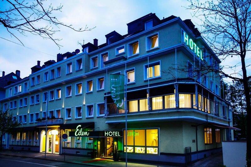 Arthotel Ana Eden Karlsruhe