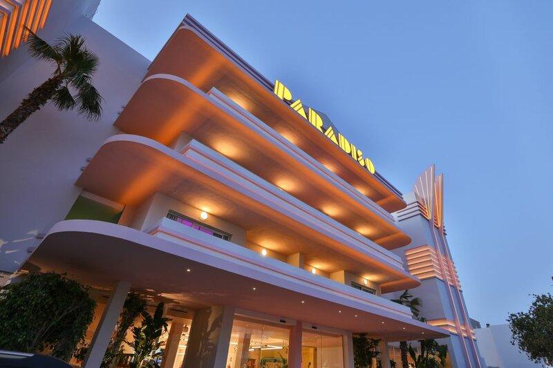Paradiso Ibiza Art Hotel - Adults Only