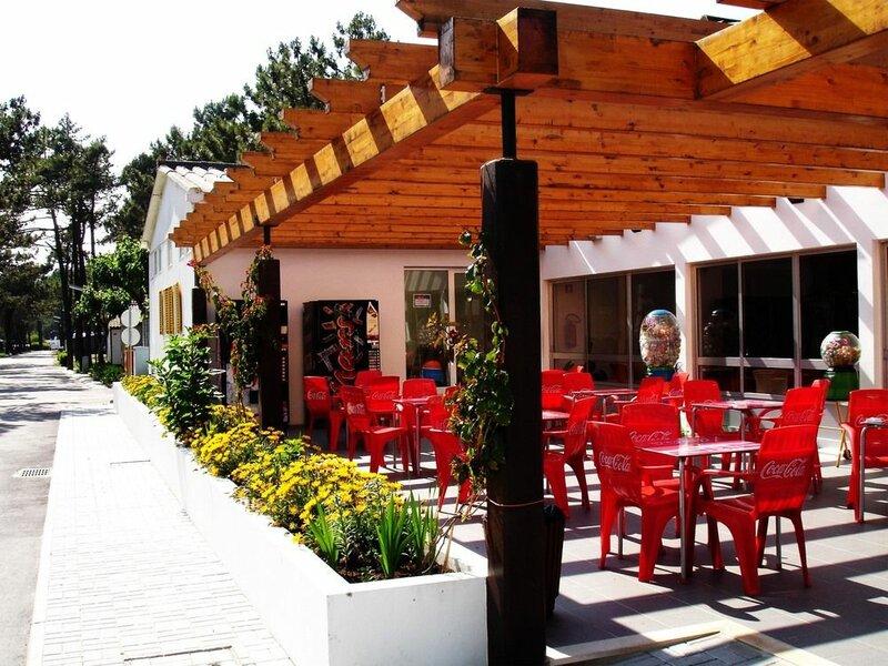 Parque de Campismo Orbitur Gala