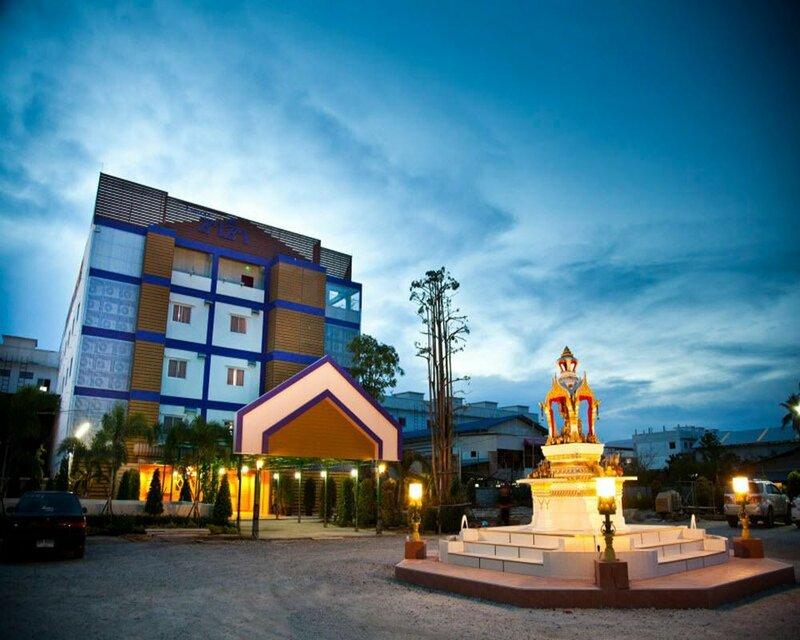Zaza Hotel Samut Prakan