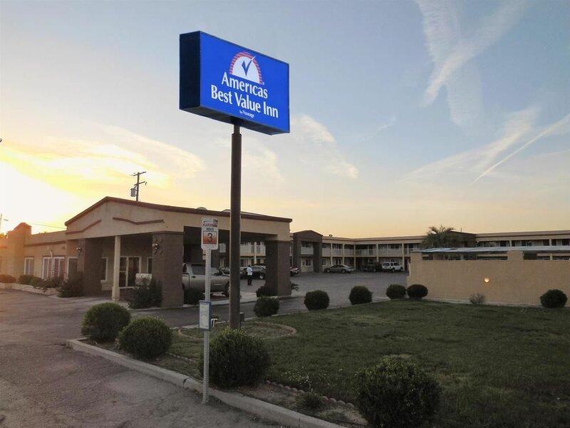 Americas Best Value Inn Hanford