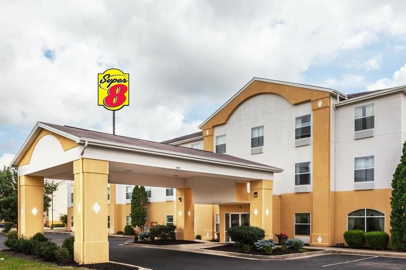 Super 8 Motel - La Grange
