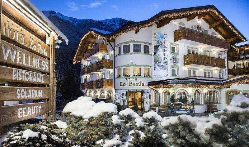 Hotel La Perla Wellness & Beauty