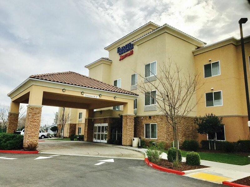 Fairfield Inn & Suites by Marriott Fresno Clovis