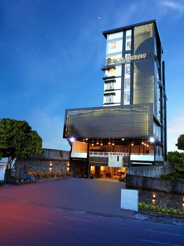 Top Malioboro Hotel