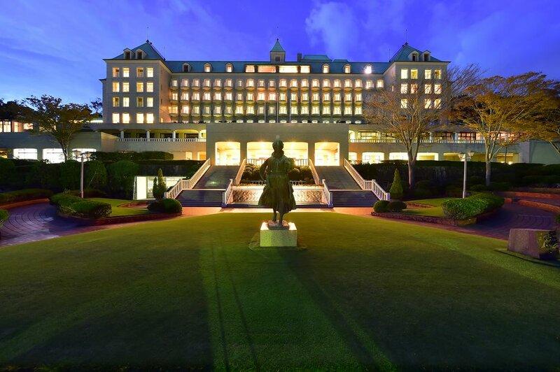 Shizuoka Country Hamaoka couse&Hotel