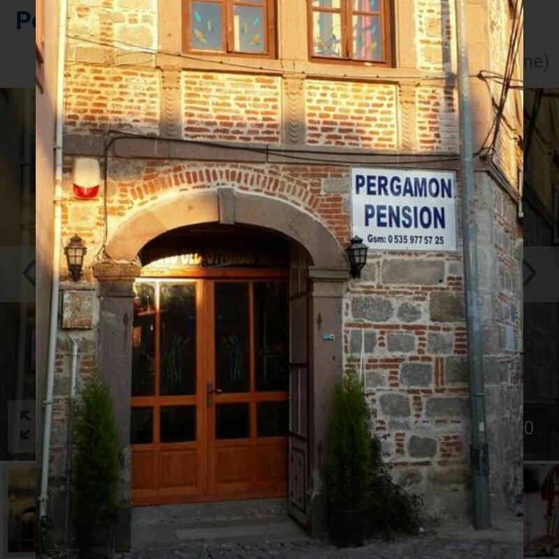 Pergamon Pension