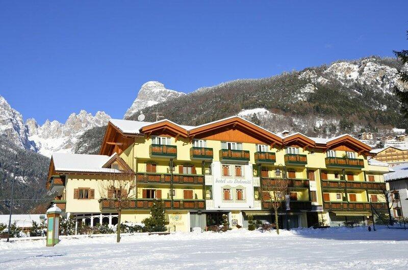 Alle Dolomiti Boutique Lake Hotel