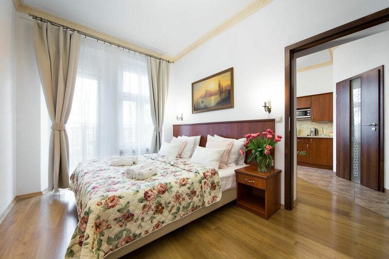 Ventus Rosa Apartment