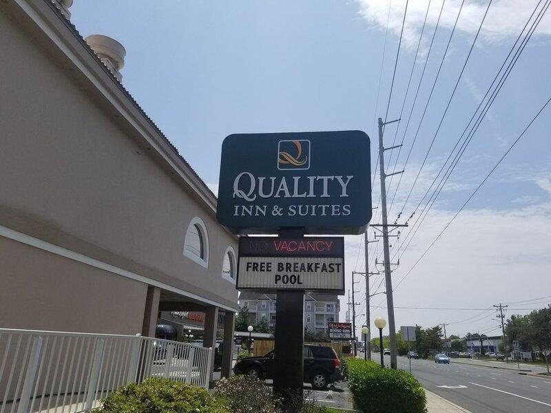 Quality Inn & Suites Oceanblock