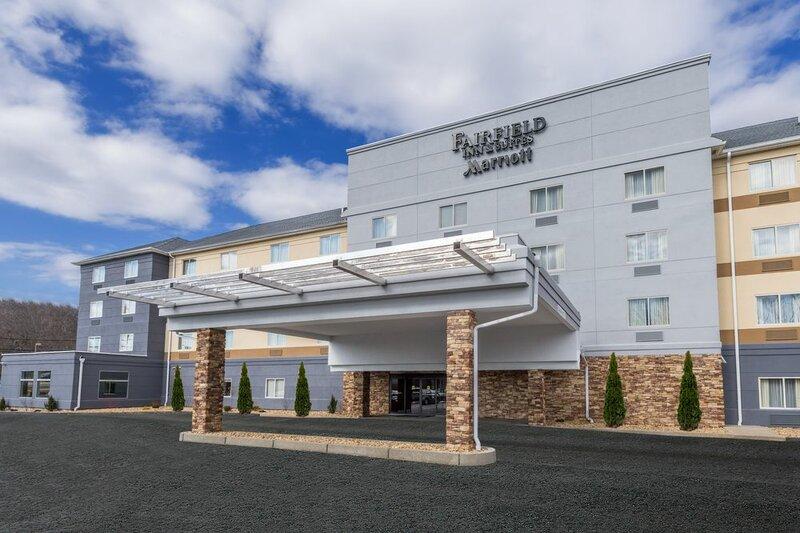 Fairfield by Marriott Inn & Suites Uncasville Groton Area