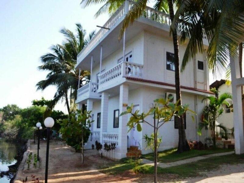 Гостиница Mandrem Beach Resort