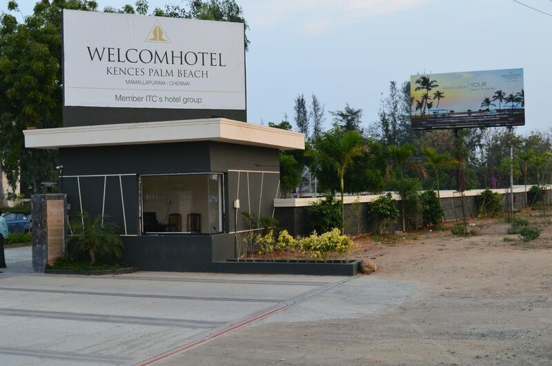 WelcomHotel Kences Palm Beach -Member ITCHotel Group