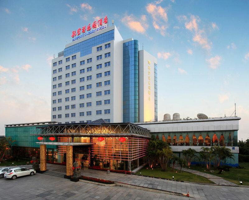 Fliport Garden Hotel Xiamen