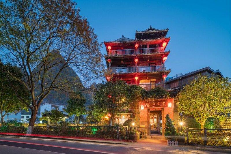 Floral Hotel Yangshuo Xiatangzhai