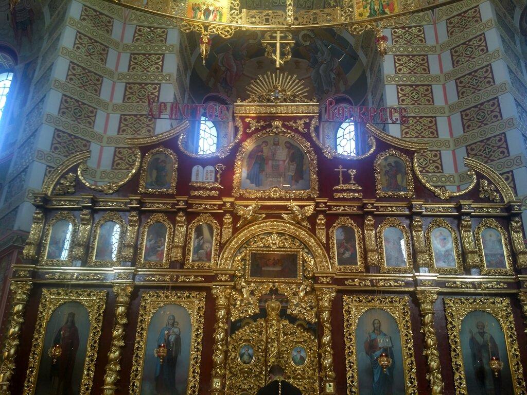 православный храм — Свято-Николаевский собор, г. Евпатория — Евпатория, фото №7