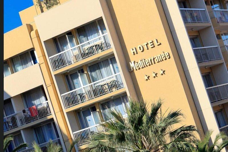 Studiotel - Quality Hotel Menton Meditérannée