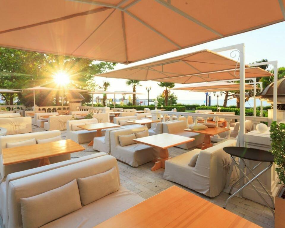 ресторан — Гранд-кафе Apelsin — Ялта, фото №2