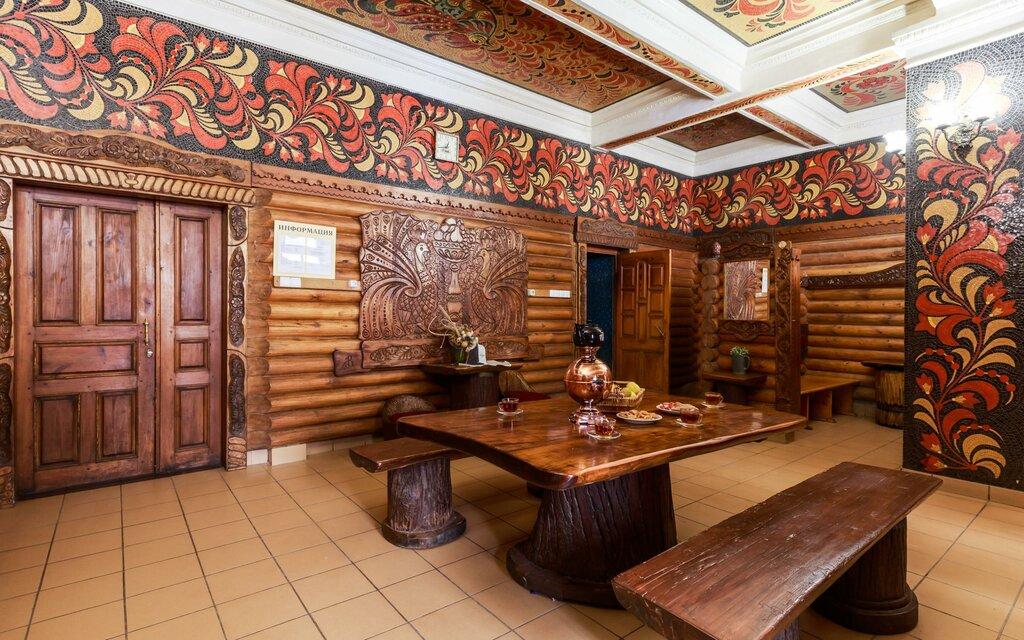 баня — Измайловские бани — Москва, фото №1