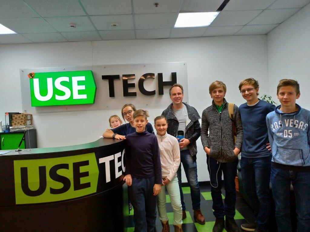 IT-компания — Usetech — Москва, фото №1