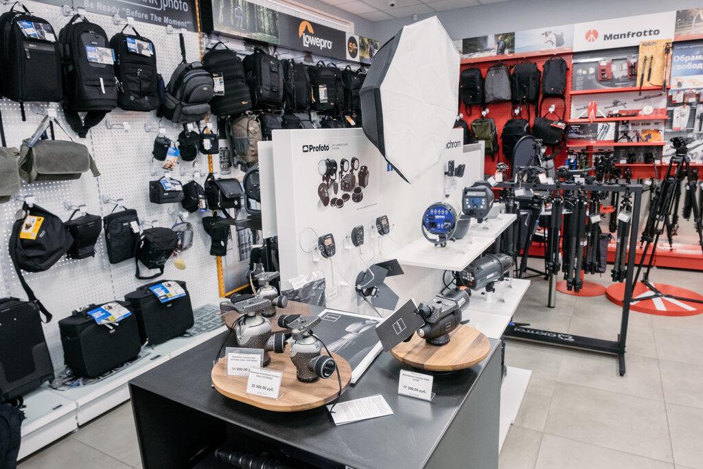 Магазин фототехники семеновская
