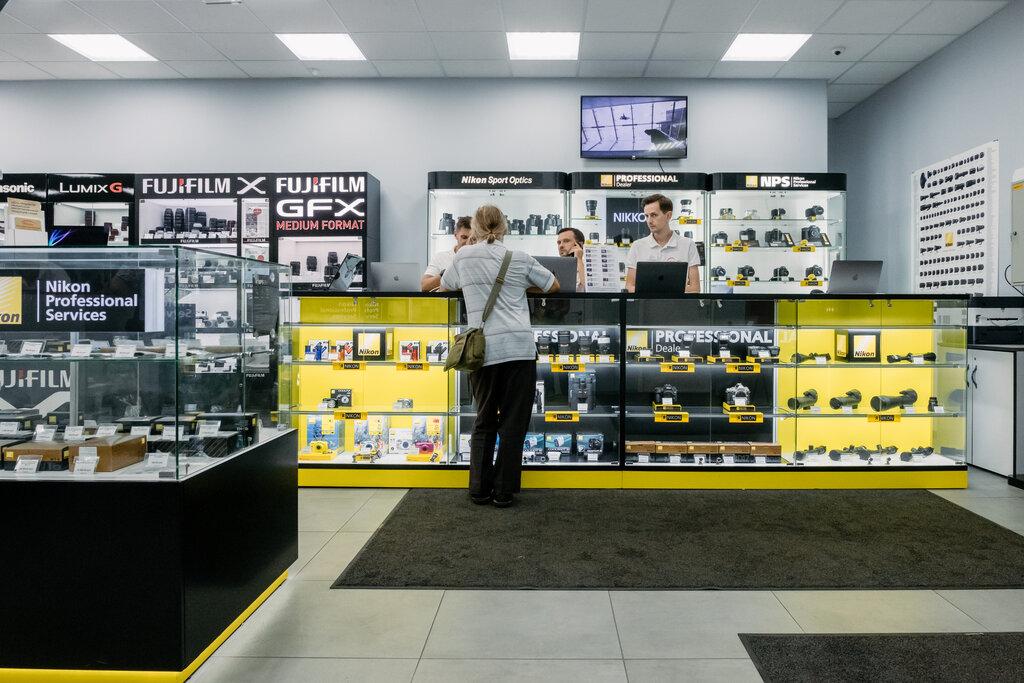 магазин фототехники семеновская расположение пятнышка портит