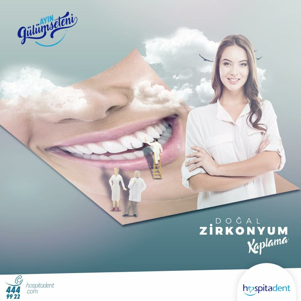 özel ağız ve diş sağlığı klinikleri ve muayenehaneleri — Hospitadent Çamlıca Diş Hastanesi — Üsküdar, photo 2