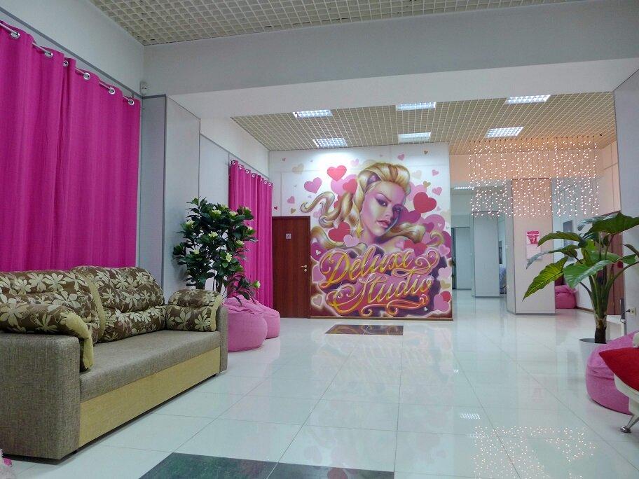 Modeling agency Webcam studio DeLuxe, Russia, Novosibirsk