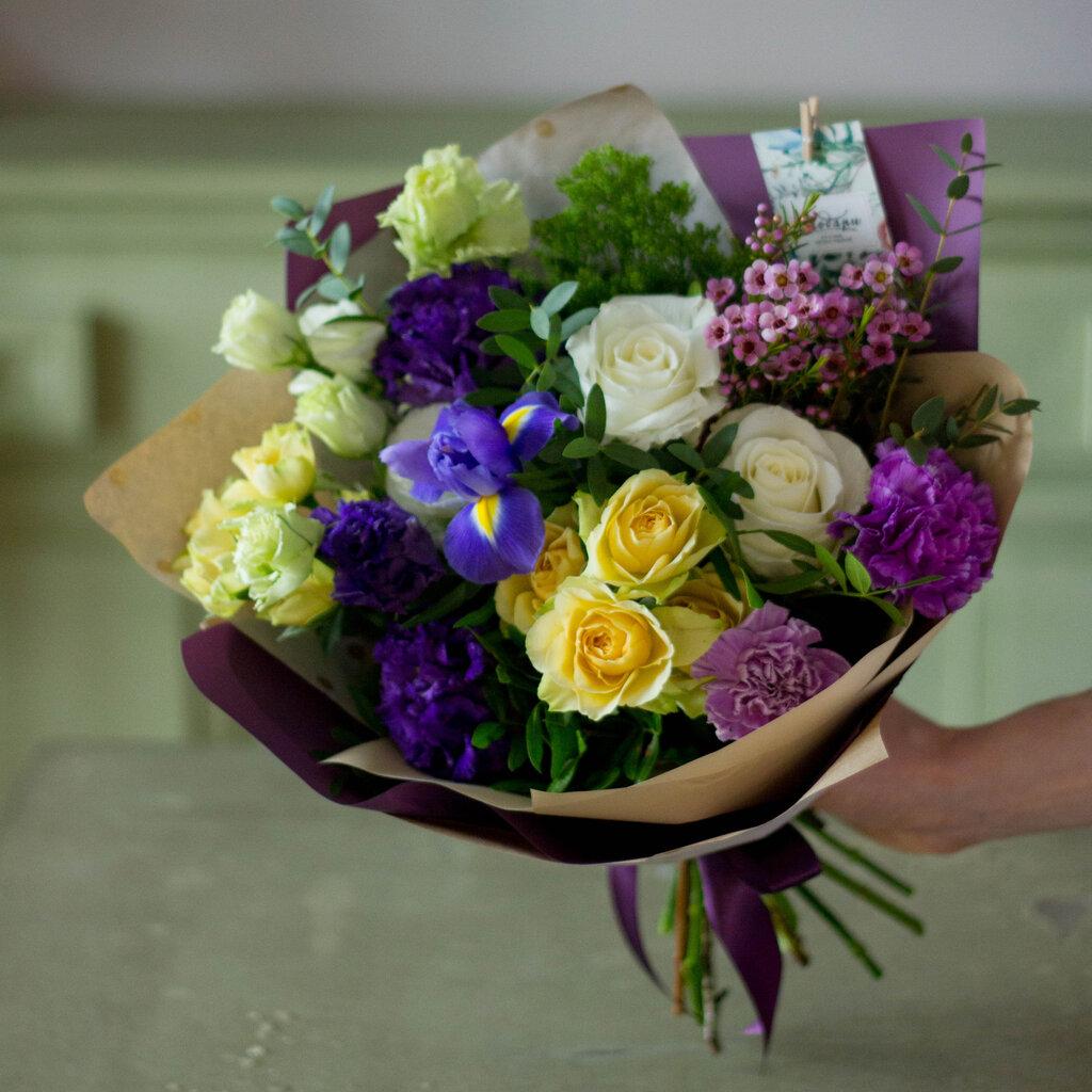 подарить фото цветов коем