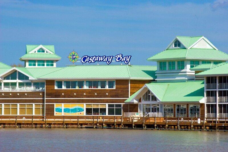 Cedar Point'S Castaway Bay