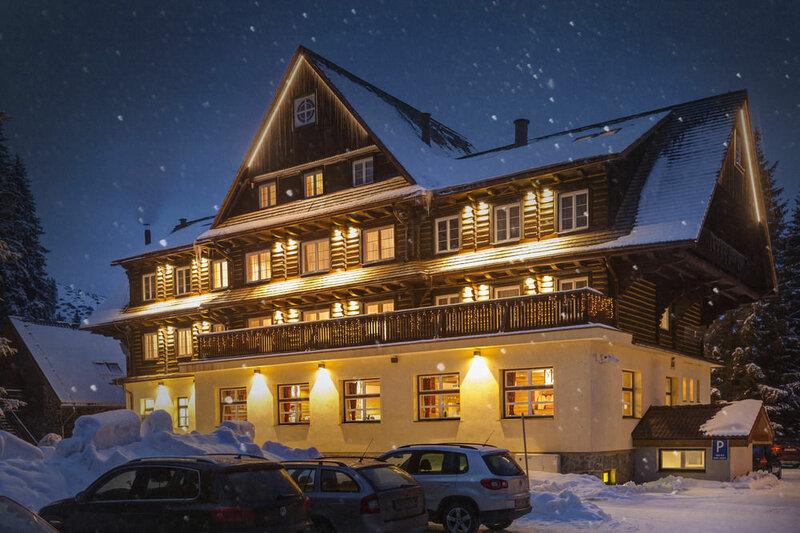 Hotel Mikulášska chata